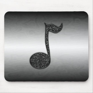 Musicnote Abstract Mousepad