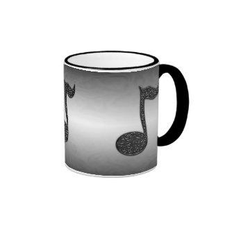 Musicnote Abstract mug