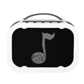 musicnote lunch box