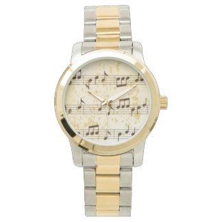 Musicnotes watch