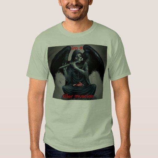 músico camisas