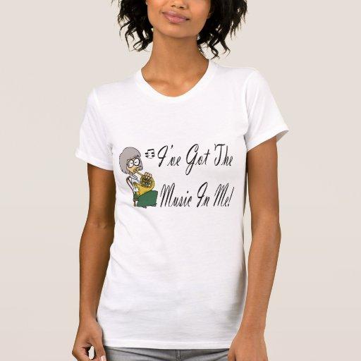 Músico Camiseta