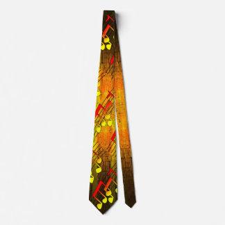Músico Corbata Personalizada