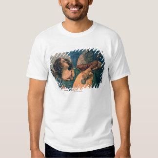 Músico del ángel camisas