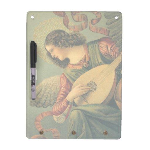 Músico del ángel, Melozzo DA Forli, arte Pizarra Blanca