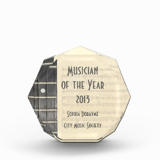 Músico del premio de las secuencias del año