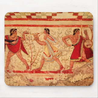 Músicos de Etruscan Tapetes De Raton
