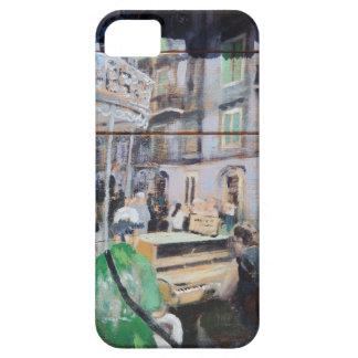 Músicos de la calle de New Orleans Funda Para iPhone SE/5/5s