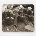 Músicos de la calle, Maynardville, Tennessee, 1935 Alfombrilla De Ratones