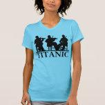 Músicos de Titanic Playera