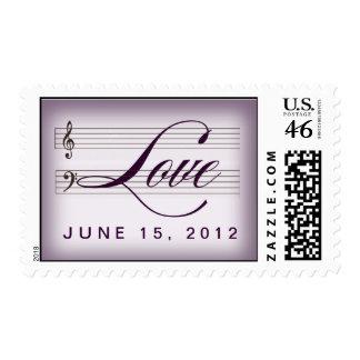 Músicos en amor