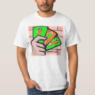 MusicToon: 36, 24, 36 qué una mano que gana: Camisas