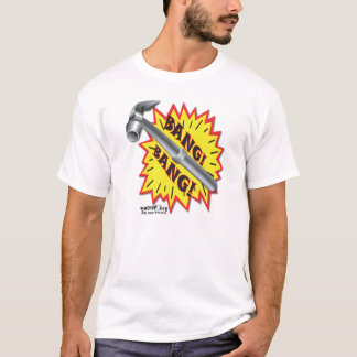 MusicToon : Bang! Bang! T-shirt