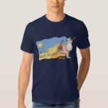 MusicToon: Canción de Pina Colada: Camiseta Playera