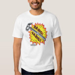 MusicToon: ¡Explosión! ¡Explosión! Camiseta Playeras