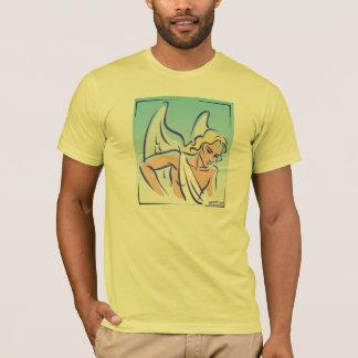 MusicToon : My Angel is a Centerfold : T-shirt