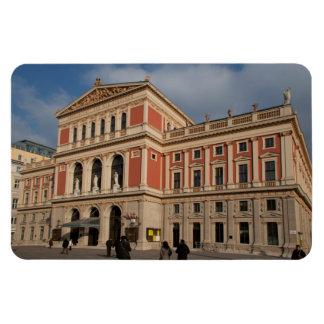 Musikverein, Wien Österreich Magnet