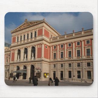 Musikverein, Wien Österreich Mouse Pad