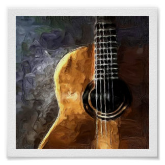 musique 8_Painting Posters