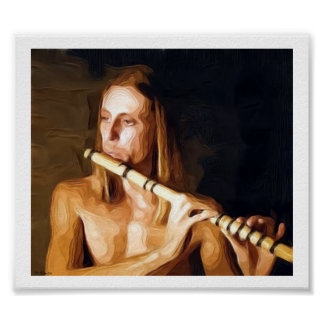 musique 9_Painting Poster