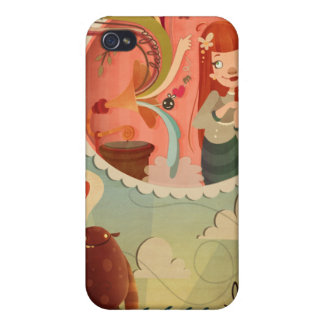 Musique Case For iPhone 4