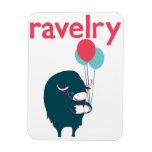 Musk Ox Ravelry Magnet