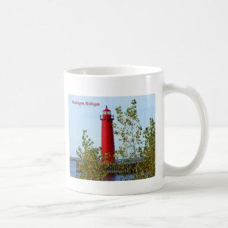 Muskegon Lighthouse Mug