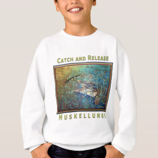 MUSKELLUNGE Catch and Release Shirt