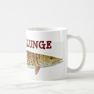 MUSKELLUNGE COFFEE MUG