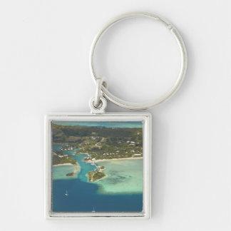 Musket Cove Island Resort, Malolo Lailai Island Keychain