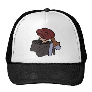 musketeer-1467dg5 trucker hat
