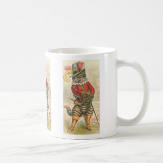 Musketeer Cat Mug