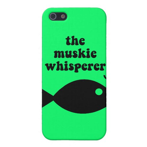muskie fishing case for iPhone 5