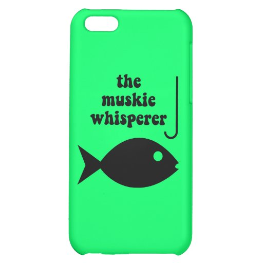 muskie fishing cover for iPhone 5C