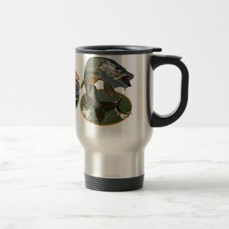 Muskie hunter mugs