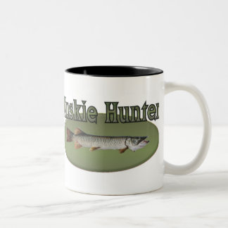 Muskie Hunter Coffee Mug