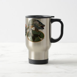 Muskie hunter travel mug
