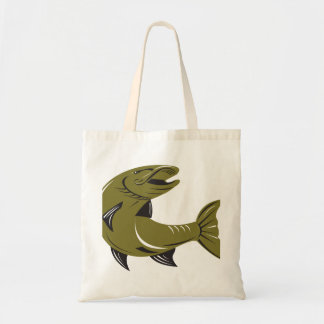 Muskie Muskellunge Fish Retro Bags