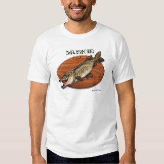 Muskie-Plaque T-shirt