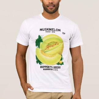 Muskmelon ( Honey Dew) Seed Packet Label T-Shirt