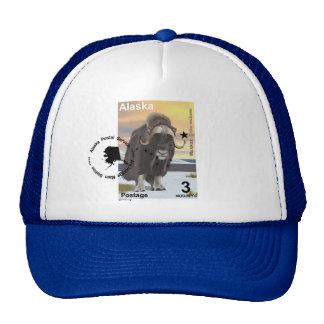 Muskox Souvenir Trucker Hat