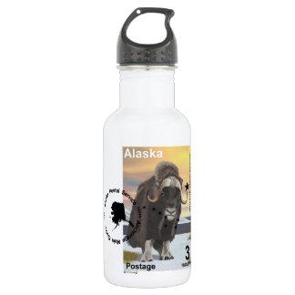 Muskox Souvenir 18oz Water Bottle