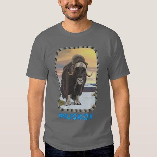 Muskox Tshirts