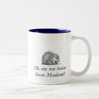 MUSKRAT | Mug