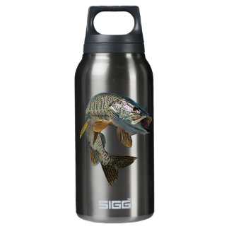 Musky 4 10 oz insulated SIGG thermos water bottle