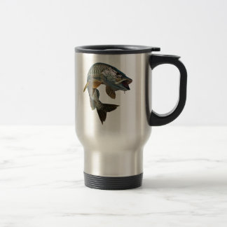 Musky 4 travel mug