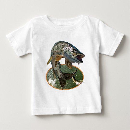 Musky 6 baby T-Shirt