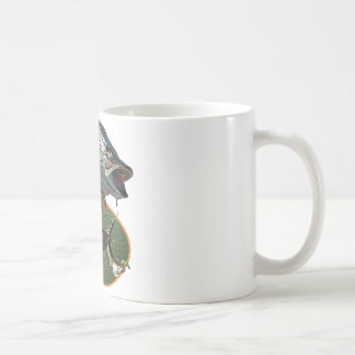 Musky 6 coffee mug