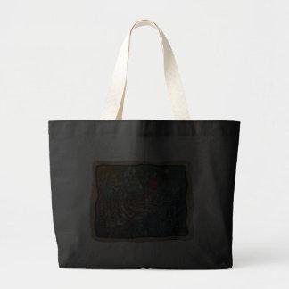 MUSKY Bucktl Bordered Canvas Bag