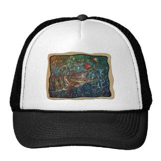 MUSKY Bucktl Bordered Hat